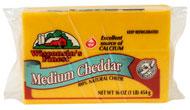 16oz Medium Cheddar Chunk