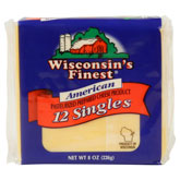 8oz 12 Slice Cheese Product