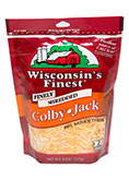 8oz Finley Shredded Colby Jack