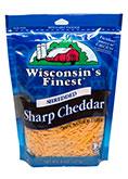 8oz Sharp Cheddar Shred