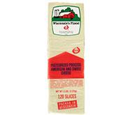 5lb. 120 Slice Swiss American