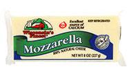 8oz Mozzarella Chunk