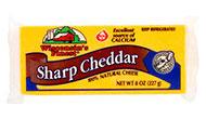 8oz Sharp Cheddar Chunk