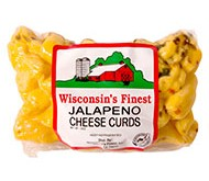 12 oz. Jalapeno Cheese Curd